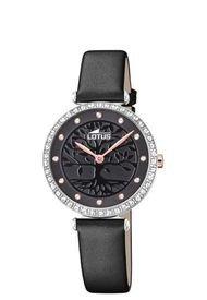 Reloj Bliss Negro Lotus
