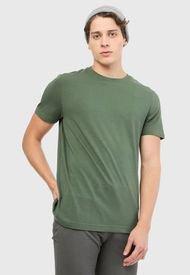 Camiseta Verde Oliva Nautica