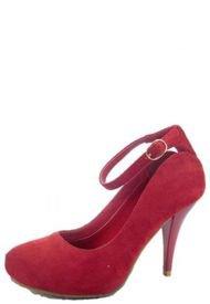Zapato Fashion Rojo Chalada