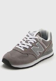 Zapatilla Gris New Balance WL574EG