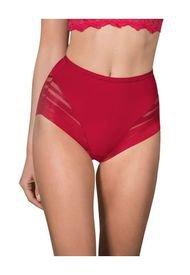 Panty Clasico Rojo Leonisa 012903