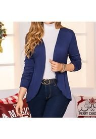 Saquillo Myriam Azul Para Mujer Croydon