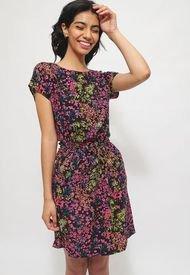 Vestido Only Multicolor - Calce Regular