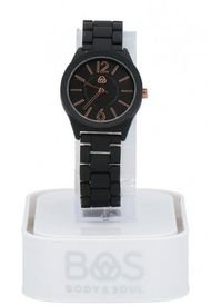 Reloj Reva Negro Bsoul