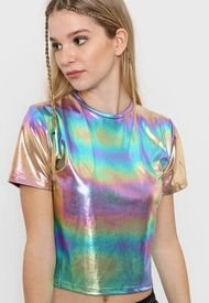 Remera Multicolor Muaa Reflect