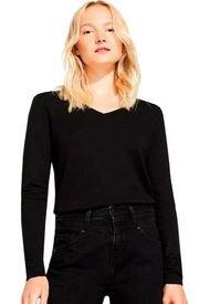Sweater EDC Negro Esprit
