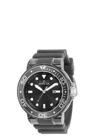 Reloj Invicta 32334 Gris Silicona Hombre