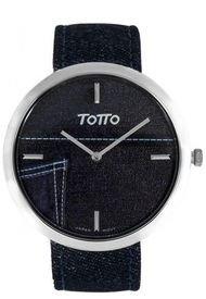 Reloj Tirreno Negro Totto