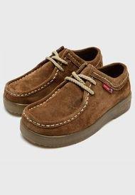 Zapato Casual Navajo Marrón Hush Puppies Kids