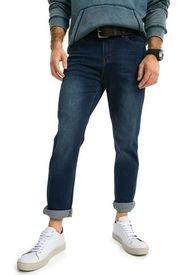 Jeans Slim Azul Soviet