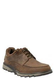 Zapato Cuero Matterhorn Café Rockford