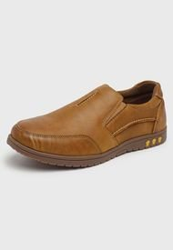 Zapato Cuero Camel Great Bull