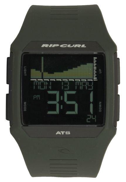 Menor preço em Relógio Rip Curl A1119 Verde