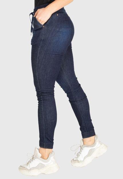 Presence Calça Jeans Presence Jogger Escura RoSvA
