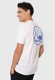 Remera Natural Quiksilver Flow Ride