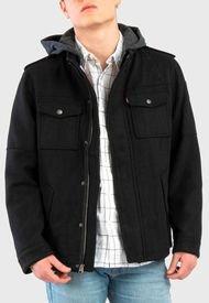 Chaqueta Levis Wool Jacket   Negro - Calce Regular