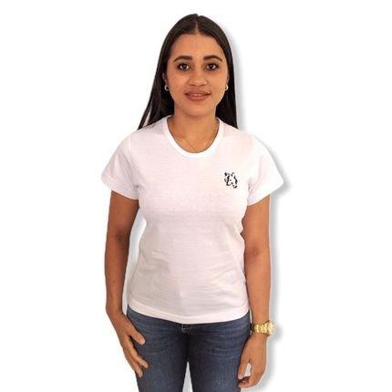 Lobo Camiseta Lobo Basic  Branca ToCxr