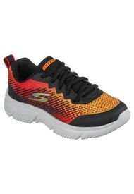 Zapatilla Go Run 650 Negro Gris Skechers