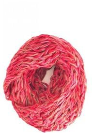 Cuello Melange Rojo I-D