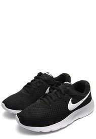 Tenis Running Negro-Blanco Nike Tanjun