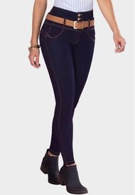 Jeans Levanta Cola Aruba Azul Oscuro TYT Jeans