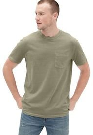 Camiseta Verde Oliva GAP