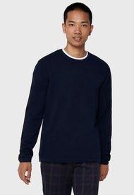 Sweater Only & Sons Azul - Calce Regular