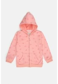 Campera Rosa Cheeky Butterfly