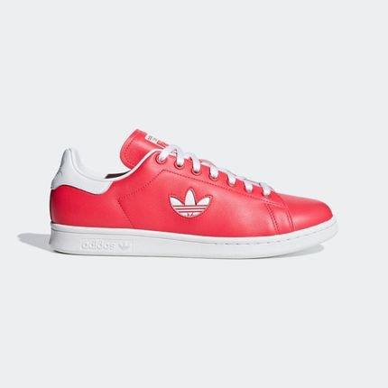 Tênis Casual Adidas Stan Smith Vermelho - Marca adidas