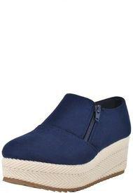 Zapato Belinda Azul Alquimia