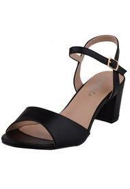 Zapato Casual Karinne Negro Weide