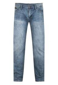 Jeans Wrangler Brockton Premium Silver Azul