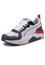 Tenis Blanco Puma X-ray Junior 372920-13