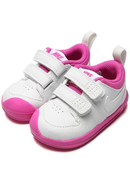 Tênis Nike Menina Pico 5 Branco Nike
