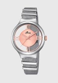 Reloj Urbano Rosa Lotus