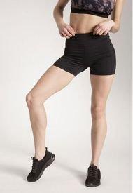Calza Mujer Short Legg Hr Wlg019 Negro Bsoul