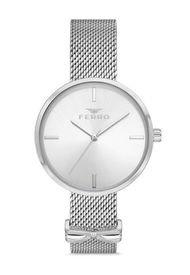 Reloj Hasir Mujer Silver FERRO