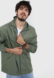 Campera Verde Adidas Brilliant Basics