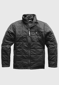 Chaqueta The North Face Niño B Harway Jacket Negro - Calce Regular
