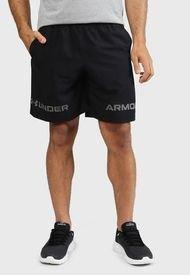 Short Under Armour UA Woven Graphic Negro - Calce Regular