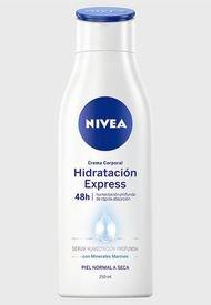 Crema  Corporal hidratante 250 ML Multicolor Nivea