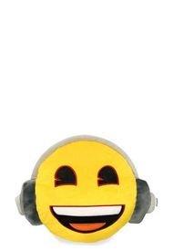 Almohadón Emoji Headphones