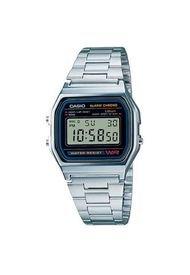 Reloj Digital Plateado Casio
