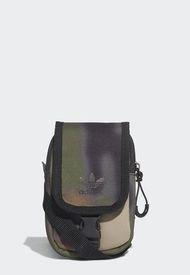 Bolso Verde-Beige-Morado-Negro adidas Originals Camo Map
