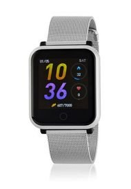 Smartwatch Full Touch Screen Plateado Marea Watches
