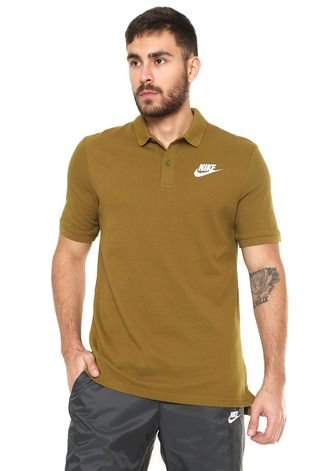 unfathomable Journey In quantity  Camisa Polo Nike Sportswear Logo Verde - Compre Agora | Kanui Brasil