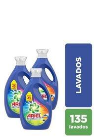 Pack X 3 Detergente Líquido Revitacolor 1.8 L Ariel