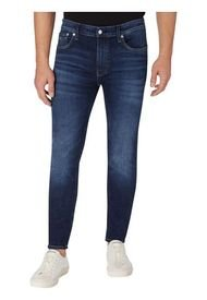 Jeans Super Skinny Azul Calvin Klein