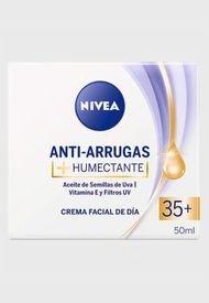 Crema  Facial antiarrugas humectante 35+ 50 ML Multicolor Nivea