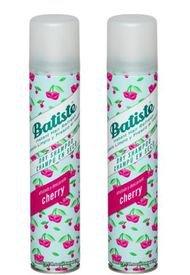 Pack 2 Unidades Shampoo En Seco Cherry 200ml Batiste